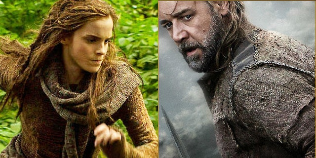 """Promo images from """"Noah."""""""