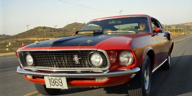 The Mach 1 was a Mustang  model offered from 1969-1978 and 2003-2004.