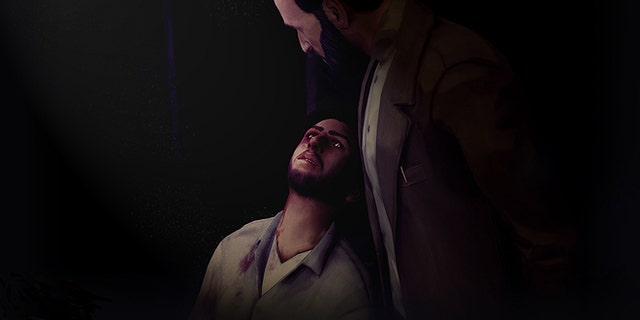 One section of the game depicts an interrogation inside the notorious Evin Prison.