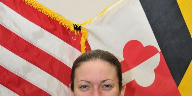 Officer Amy Caprio served with the police department for nearly four years before her death.