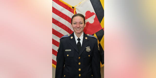 Baltimore County Police Officer Amy Caprio was a 3 year, 10 month veteran of the department.
