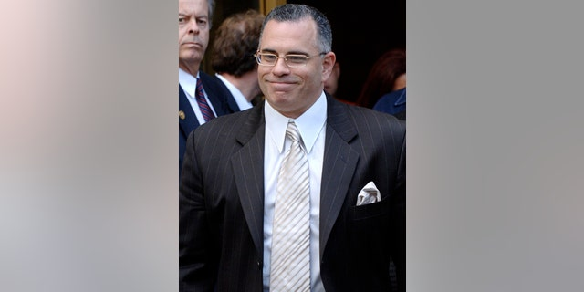 FILE: John Gotti Jr. exits Manhattan federal court IN 2006 after his third trial ended in a mistrial in New York.