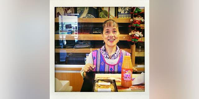 Maui, tastiest scenic road trip; Feb'12; Home Maid Bakery