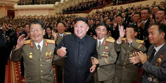 North Korean leader Kim Jong Un could be preparing his country for a missile launch or nuke test.