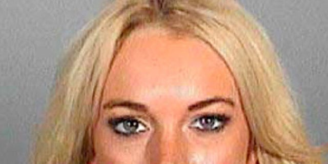 Lindsay Lohan reported to jail in California to serve a 24-hour sentence in November 2007.