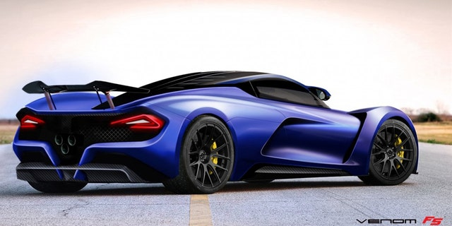 300 Mph Car >> The Hennessey Venom F5 Aims To Be World S Fastest Car At Close To