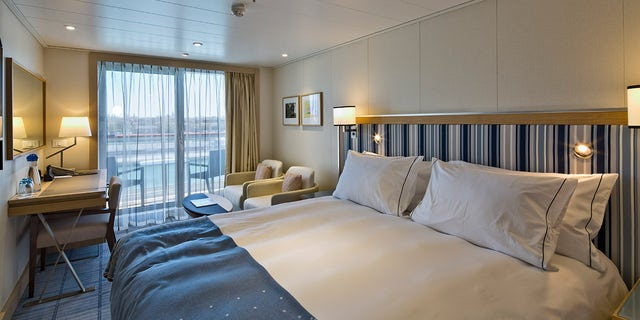 """""""Our World Cruises offer guests the rare opportunity to unpack once and explore dozens of the best destinations on earth ."""""""