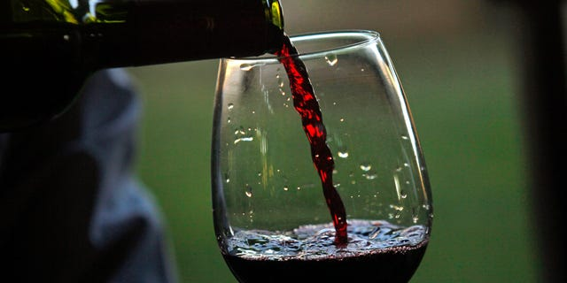 The hotel's restaurant has an extensive wine list with many offerings priced at hundreds of euros and some in the thousands. (AP Photo/Luis Hidalgo)