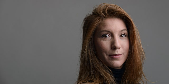 Swedish journalist Kim Wall taken in Trelleborg, Sweden, in 2015