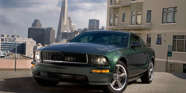 Ford last offered a Mustang Bullitt in the 2008-2009 model years.