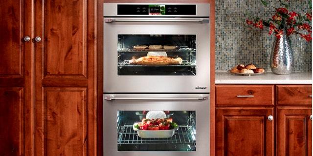 Dacor Discovery IQ smart oven.