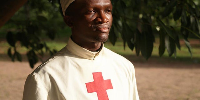 Kinvi says that if he wins, he will use the money to continue his work in Bossemptele and expand serivces at his church and hospital.