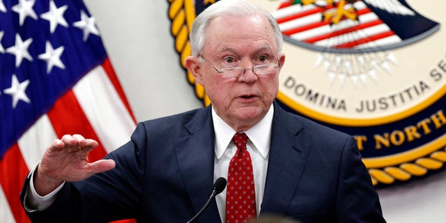 Attorney General Jeff Sessions recused himself from the Russia investigation due to involvement with President Trump's 2016 campaign.