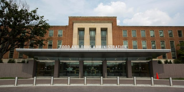 A view shows the U.S. Food and Drug Administration headquarters in Silver Spring