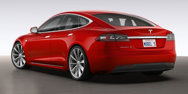 Barrie Police said that a 46-year-old driver was arrested and charge Tuesday after he drove his 2016 Tesla Model S at high speeds causing it to go airborne and crashed into a tree.