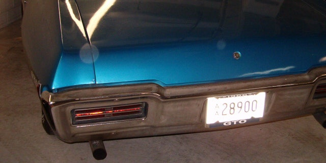 Possible One Of A Kind 1968 Pontiac Gto Listed On Craigslist After