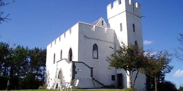 The stunning property dates back to the 13th century.