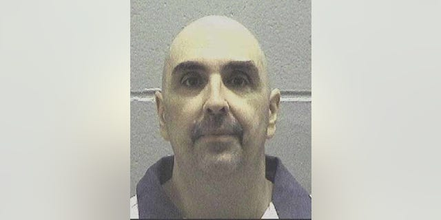 In this undated photo made available by the Georgia Department of Corrections, shows Steven Frederick Spears. Spears is scheduled to be executed on Wednesday, Nov. 16, 2016.