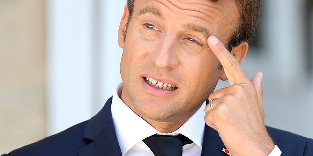 French President Emmanuel Macron has been heavily criticized for spending more than $30,000 on makeup products since May.