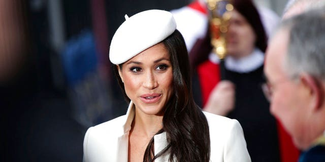 Meghan Markle attended her first event with Queen Elizabeth II.