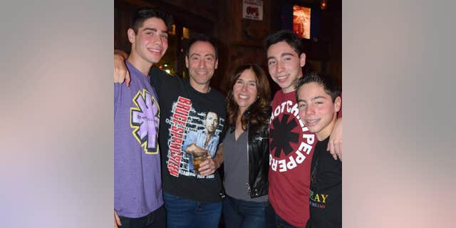 The plane crash also killed Bruce, Irene, Matthew, William and Zachary Steinberg, all of Scarsdale, N.Y.