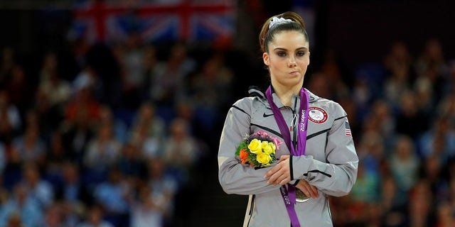 McKayla Maroney said the first time she was abused by Nassar was when she was 13.