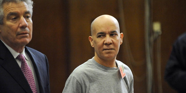 Pedro Hernandez appearing in a Manhattan criminal court on Nov. 15, 2012, in New York.