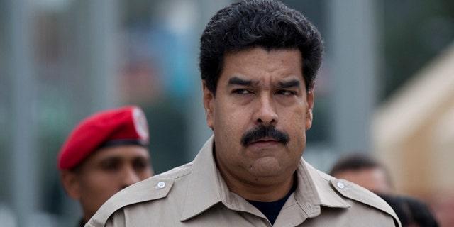 President Nicolas Maduro has overseen a steep decline in Venezuela's economy.