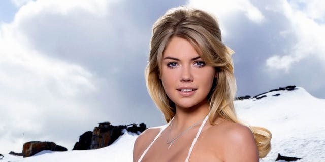 Kate Upton poses in the 2013 Swimsuit Edition of Sports Illustrated.