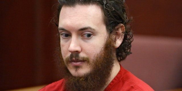 Holmes has never denied being behind the July 20, 2012 massacre. (AP/The Denver Post)