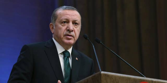 Turkey's President Recep Tayyip Erdogan has consolidated power in part my moving toward a more Islamicized rulership.