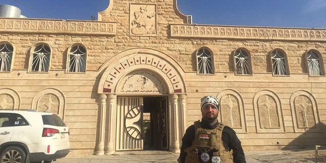 A church on the outskirts of Mosul, Iraq struggles to build its congregation after ISIS occupation