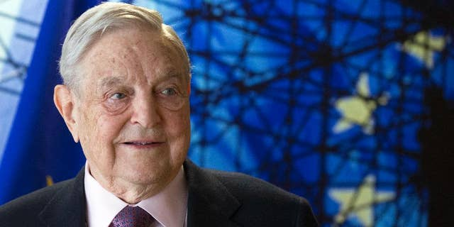 Billionaire George Soros, who donated $1.5 million to Center for Popular Democracy in 2016 and 2017 through his philanthropy organization Open Society Foundations, the records show