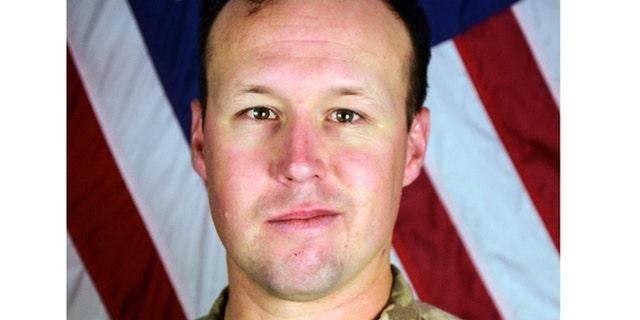 U.S. Army Sgt. John W. Perry of Stockton, Calif.