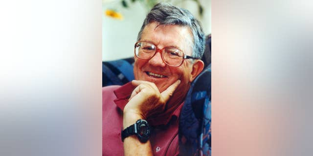In this undated photo supplied by the Sunday Times newspaper former editor, Ken Owen, is photographed in Johannesburg. Owen died of cancer March 19, 2015 at his home in  Cape Town, South Africa aged 80. (AP Photo/Sunday Times)