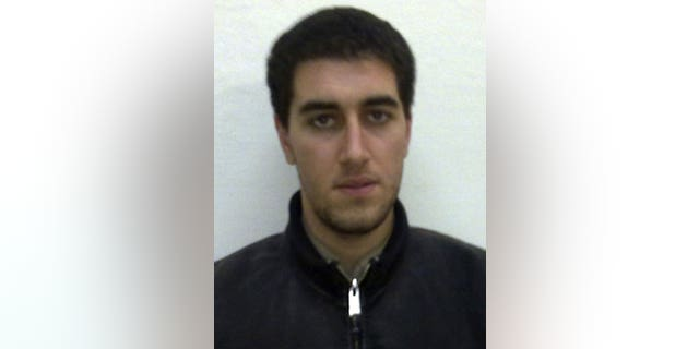 An undated picture shows a young man identified as Ramy Zamzam, who police say was one of the five Americans arrested in Pakistan in a terror plot.