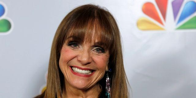 Valerie Harper in January 2012.