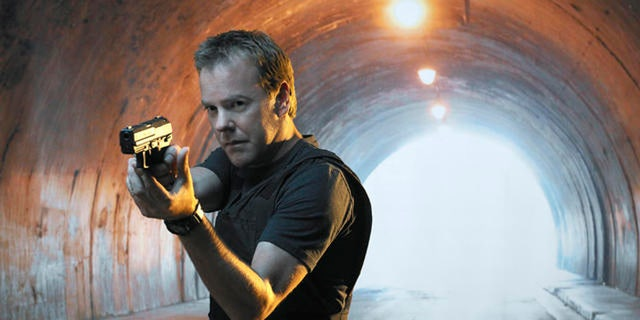 24: Kiefer Sutherland is Jack Bauer in the fourth season special two-hour