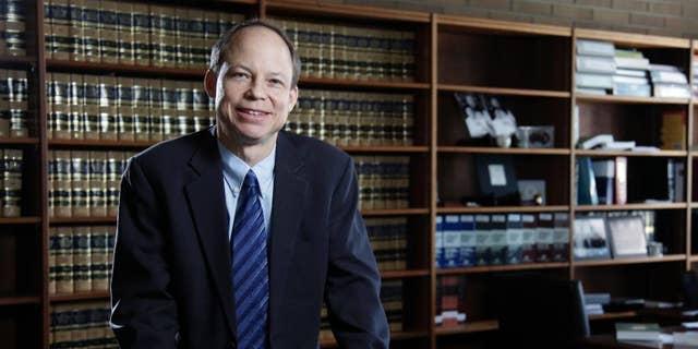 Judge Aaron Persky in 2011.