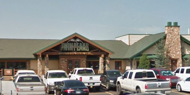 A restaurant manager reportedly noticed Tyler skimming customer's credit cards with a skimmer.