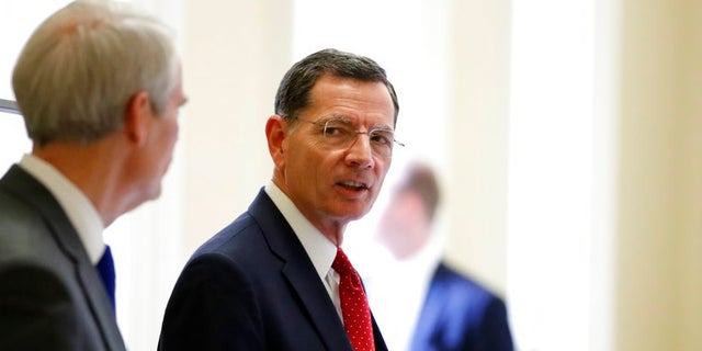 Sen. John Barrasso, an outspoken Trump supporter, won handily in the GOP U.S. Senate primary in Wyoming Tuesday.