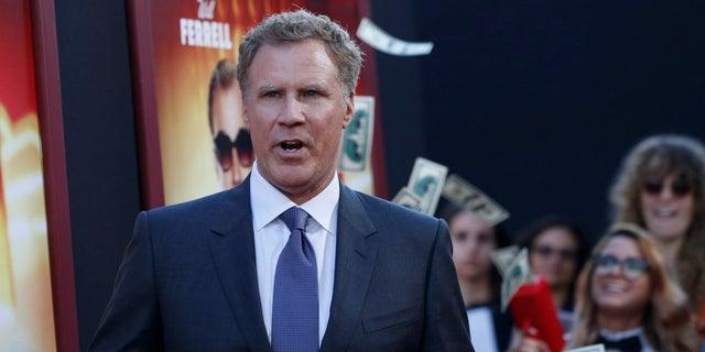 Will Ferrell was involved in a car crash on Thursday in California.