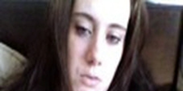 """FILE - This undated file image provided by Interpol shows fugitive Briton Samantha Lewthwaite, dubbed the """"White Widow"""" by some news media, for whom Interpol has issued an arrest notice."""