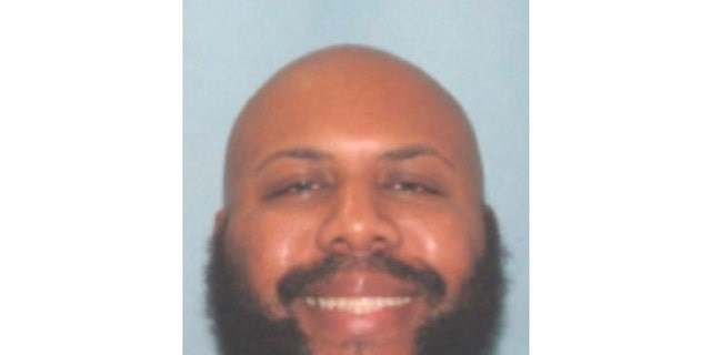 This undated photo provided by the Cleveland Police shows Steve Stephens. Cleveland police say they are searching for Stephens, a homicide suspect who broadcast the fatal shooting of another man live on Facebook on Sunday, April 16, 2017. (Cleveland Police via AP)