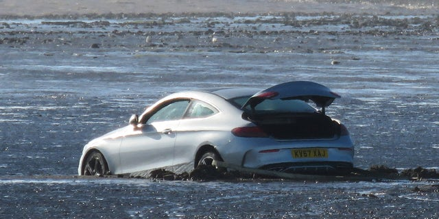 Please note mandatory credit - Burnham-on-Sea.com / SWNS