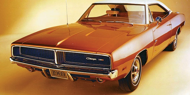 The 1969 Dodge Charger is a coveted classic.