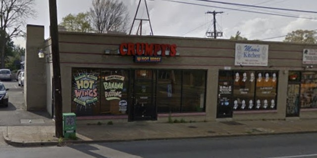 Donald Crump is the owner of Crumpy's Hot Wings in Memphis.