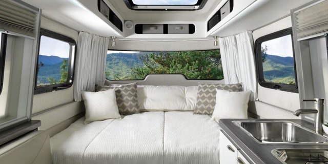 But while the original Airstream silver bullet retailed for $1,200 back in 1936, Nest starts around $46,000.