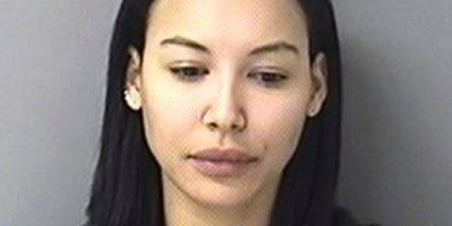 "Naya Marie Rivera is seen in a Nov. 25, 2017 photo provided by the Kanawha County Sheriff's Office. Rivera, an actress on the former hit show ""Glee"" has been charged with domestic battery in West Virginia. The charges were later dismissed."