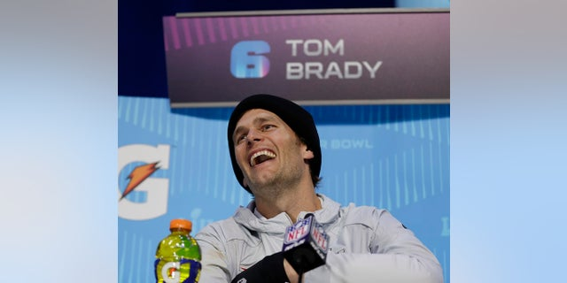 "Tom Brady said he hoped the radio host who called his daughter a ""pissant"" isn't fired."
